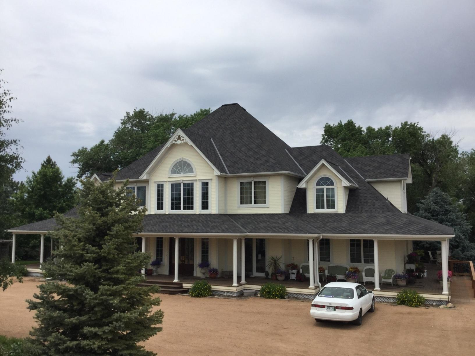 Impressive Parker, CO New Roof - After Photo