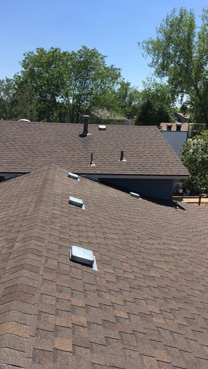 Roof Before and After in Brighton, CO - Before Photo