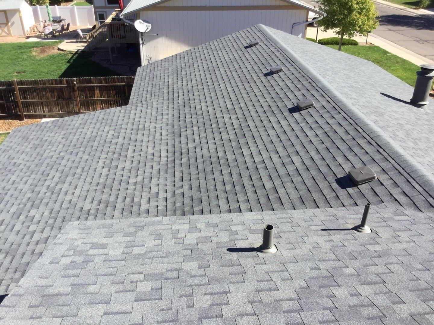 Roof Before and After in Brighton, CO - After Photo