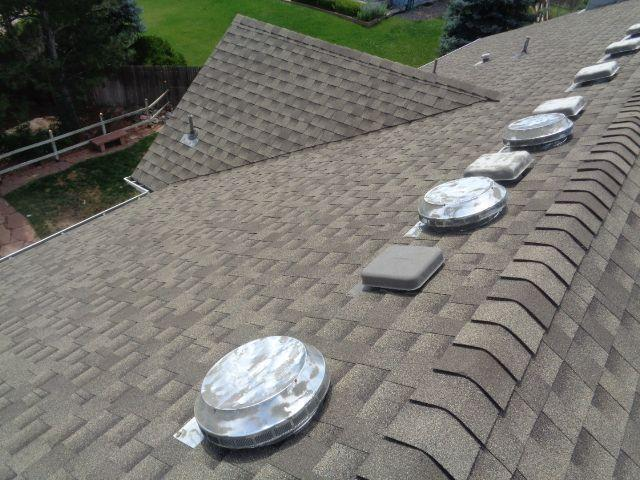 Aurora, CO Roof Replacement - Before Photo