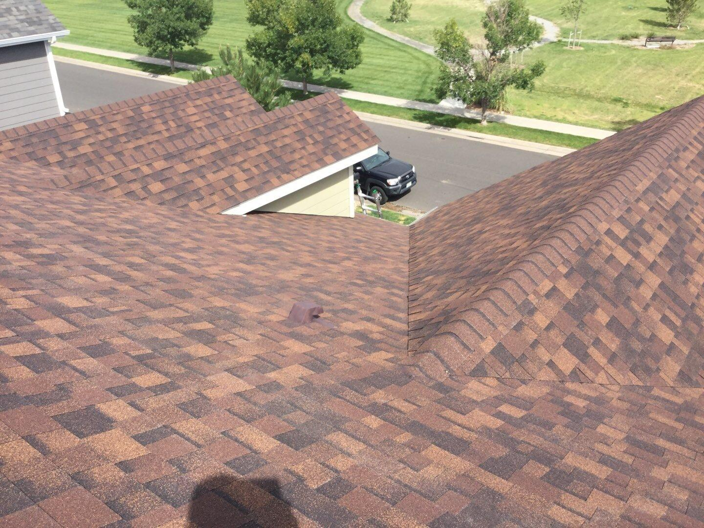 Brighton, CO Owens Corning Roof Replacement - After Photo