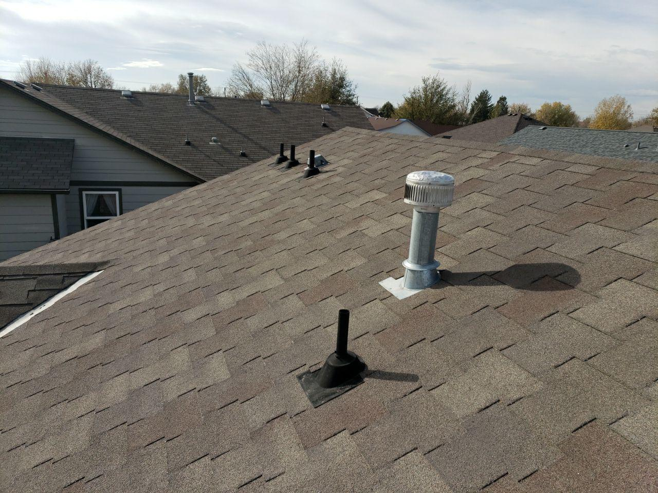 Updated ventilation in Brighton, CO - Before Photo