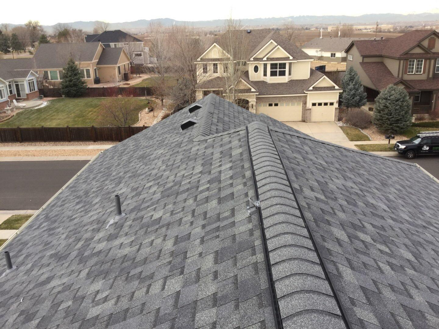 Impact Resistant Roof in Brighton, CO - After Photo