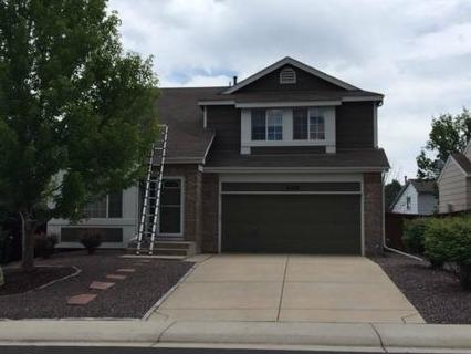 New Roof in Highlands Ranch, CO