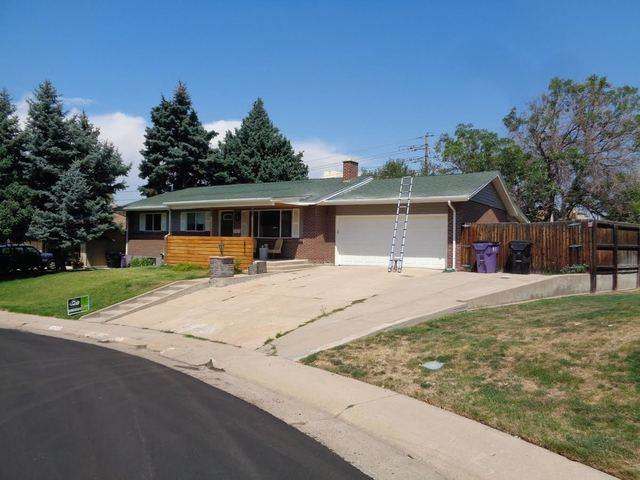 New Roof Contracting Job in Denver, CO - Before Photo