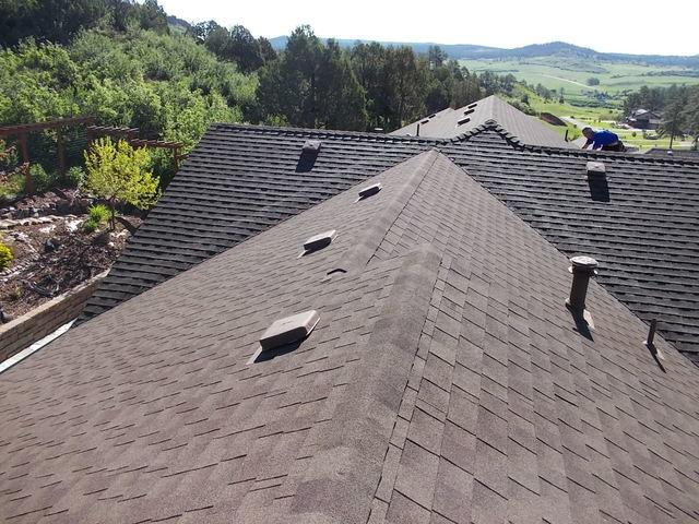 Larkspur, CO Roof Replacement
