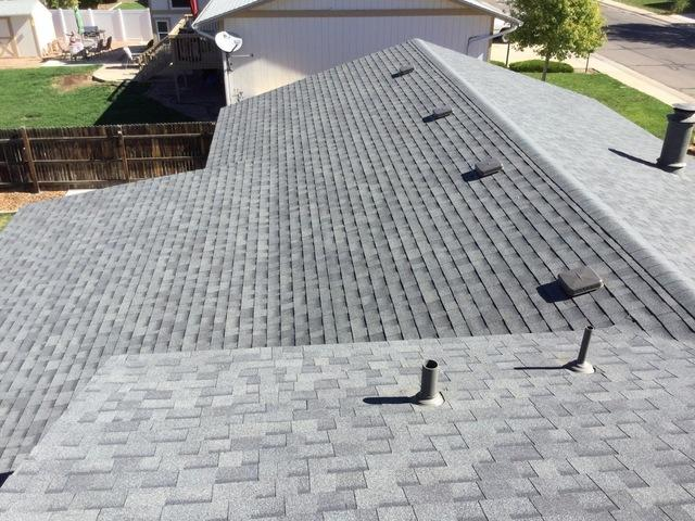 Roof Before and After in Brighton, CO