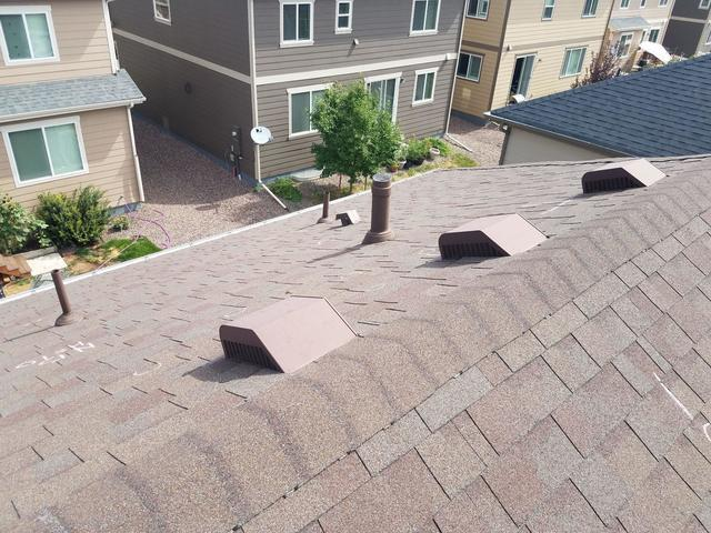New Shingles in Thornton, CO