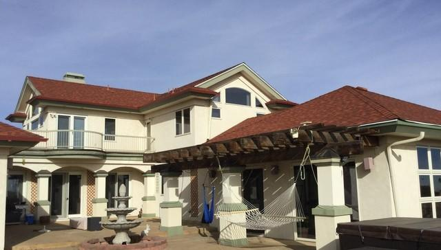 Mediterranean style roof in Boulder, CO