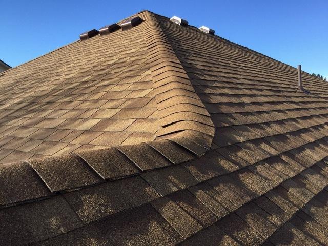 Desert Tan roof in Lafayette, CO
