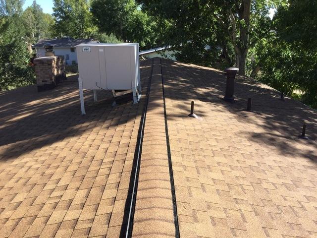 OC Oakridge Roof in Lafayette, CO