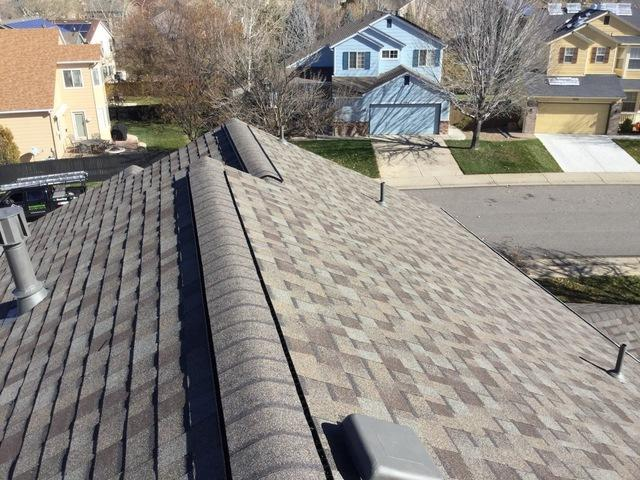 New Owens Corning Roof in Erie