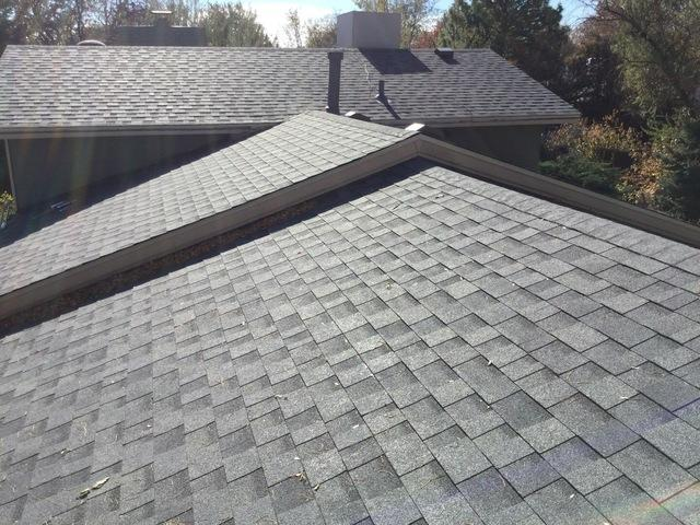 Roof Upgrade in Louisville, CO