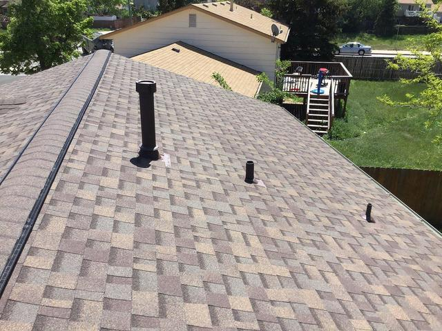 Aurora Roof Replacement