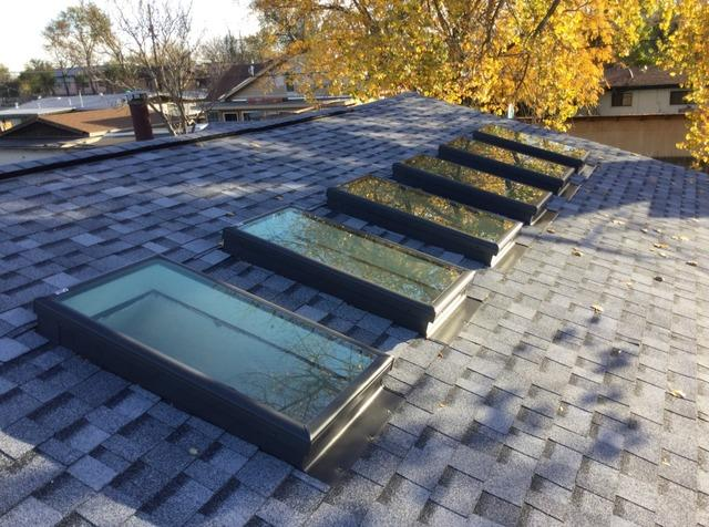 Roof and Skylight Replacement in Commerce City, CO