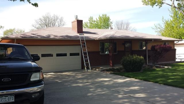 Roof Installation in Arvada, CO