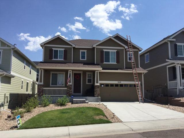 New Roof in Castle Rock, CO