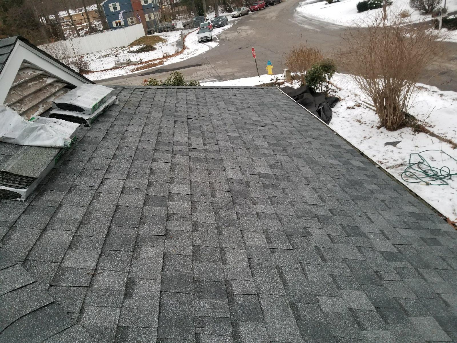 Lincoln RI - Roof Replacement (Linfield Circle) - After Photo