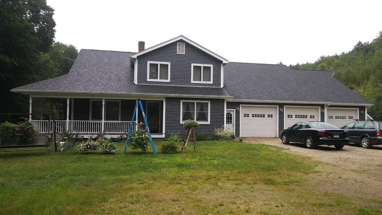 Riverton, CT - Siding Replacement - After Photo