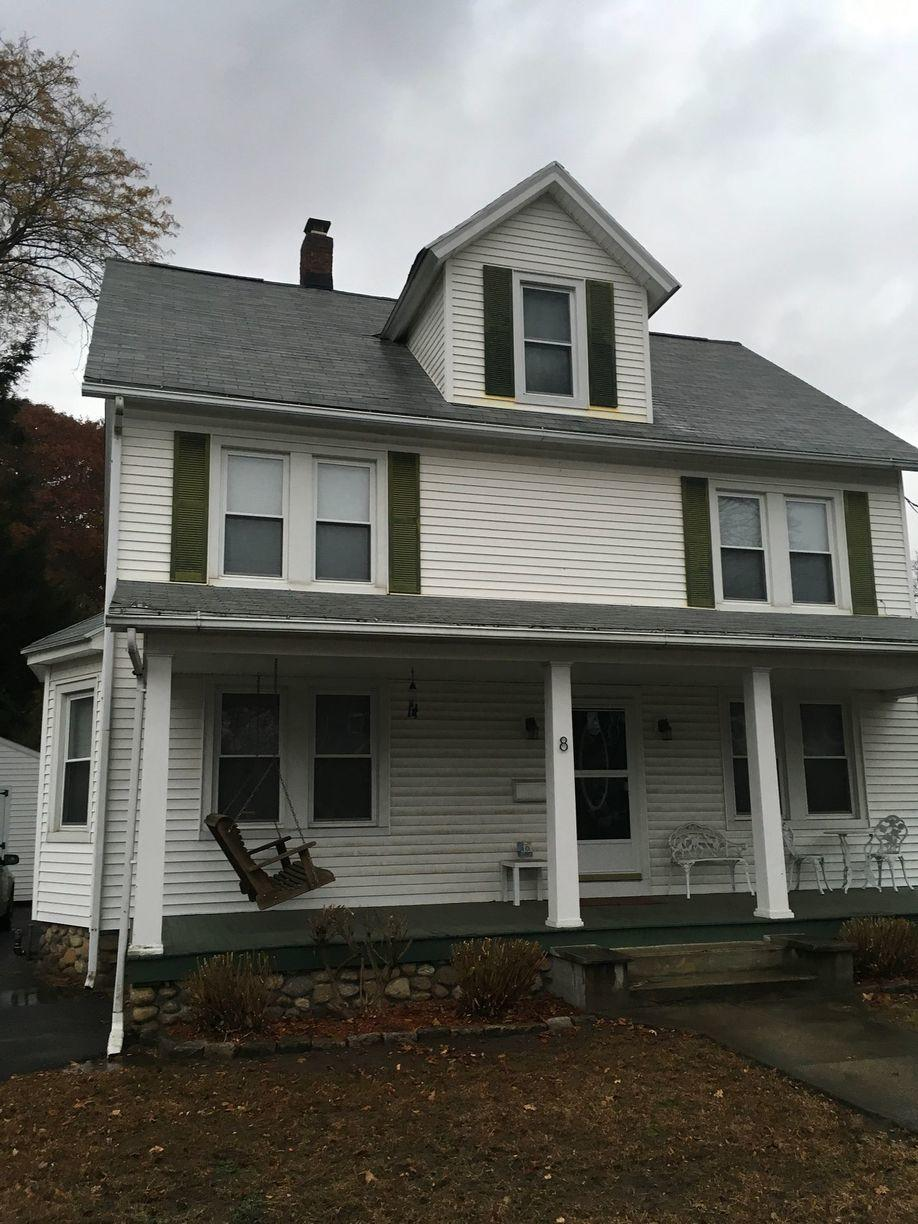 Ansonia, CT - Roofing Replacement from Wind Damage (Cherry St)#2 - Before Photo