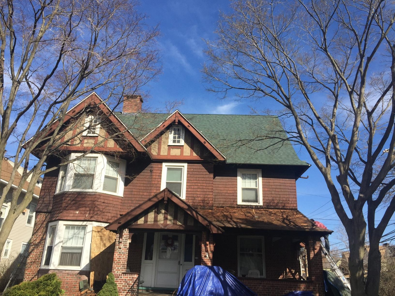 Bridgeport, CT - Wind Damage Roof Replacement (North Ave) - After Photo