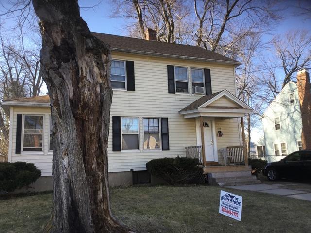 Hartford, CT - Wind Damage Roof Restoration (Hartland St)