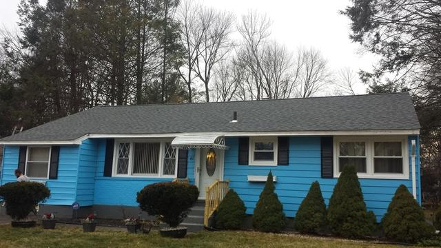Bloomfield CT - Wind and Roof Damage Repair and Roof Replacement (Jackson Rd)