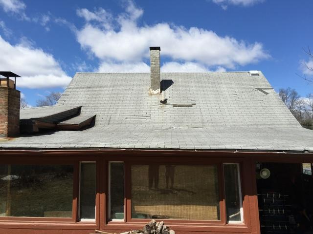 New Britain, CT - Wind Damaged Roof (Stanwood Dr)