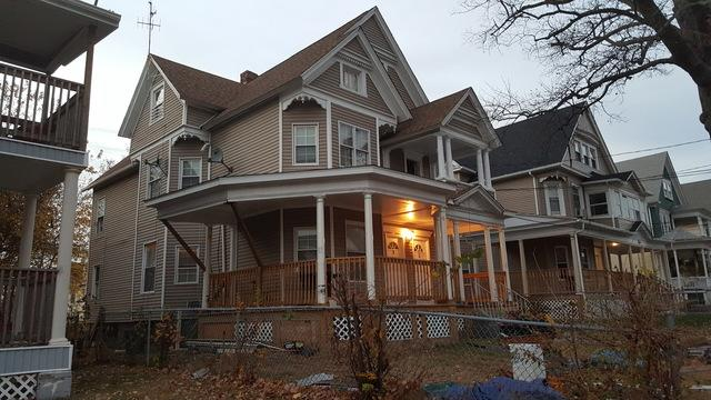 Hartford, CT - Storm Damage and Roof Replacement (Deerfield Ave)