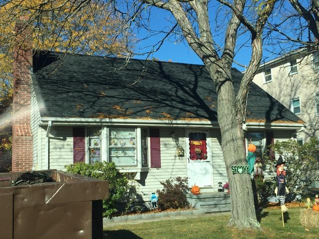 New Britain, CT - Roof Damaged Roof (Golden Hill St)