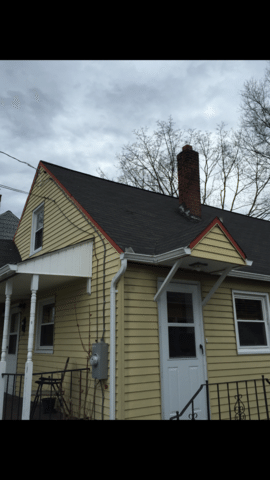 East Hartford, CT - Wind Damaged Roof (Stanley St)