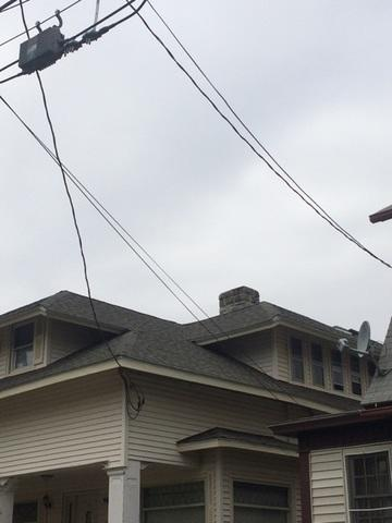 Wind Damage and Roof Replacement in Bridgeport, CT