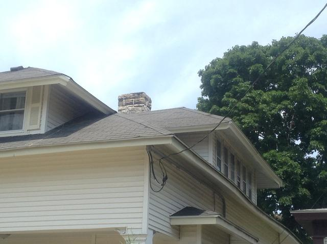 Bridgeport, CT - Wind Damaged Roof (Livingston Pl)