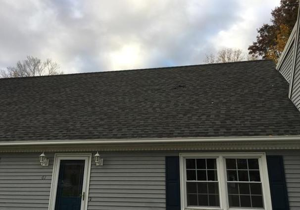 New Roof Installation in Wallingford, CT