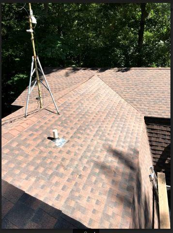 New Roof Installed in Lyme, CT