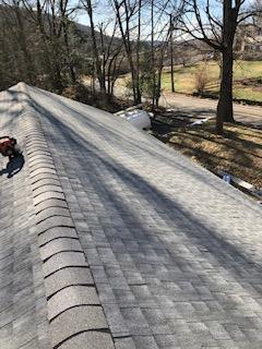 Beacon Falls, CT - Storm Damaged Roof Repair (Cook Lane)
