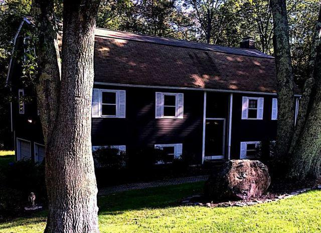Roof replacement in Tolland, CT
