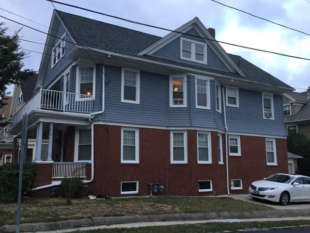 Siding Replacement job in Providence, RI
