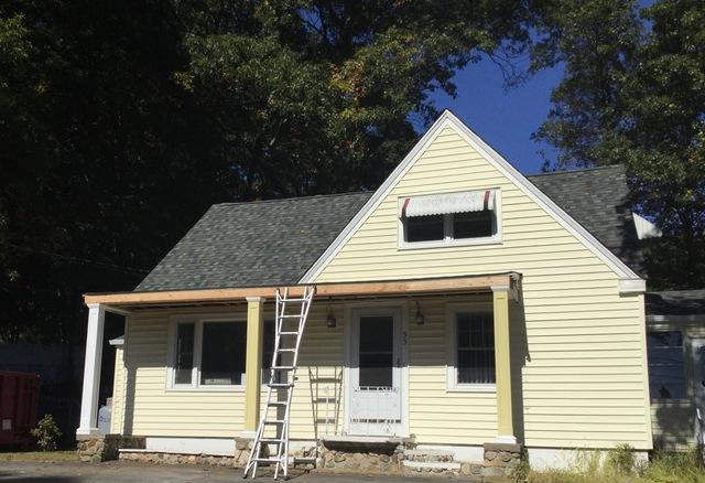 Roof Replacement in Scituate, RI