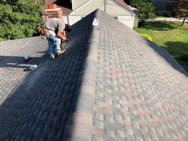 Roof Replacement in Avon, CT - Wind Damage