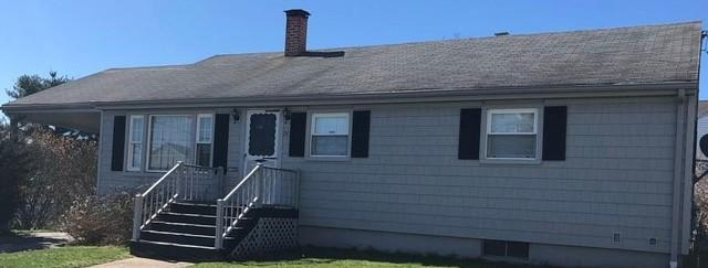 New Roof Install in Fall River, MA