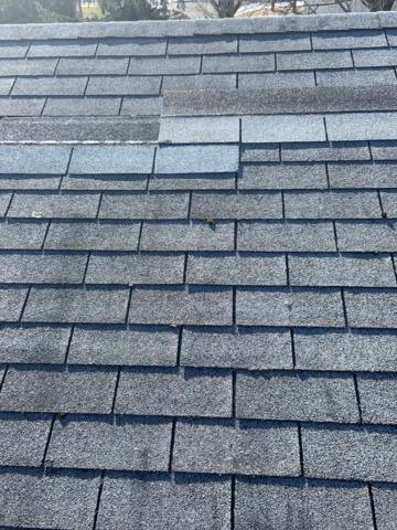 South Windsor, CT  Storm Damaged Roof Repair (Hayes Rd)