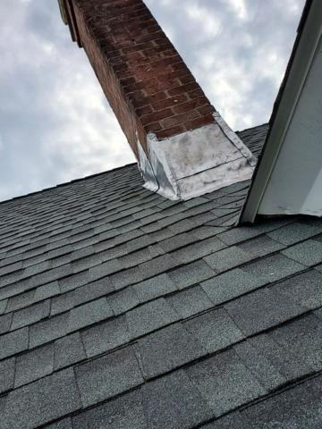 New London, CT - Wind Damaged Roof (Bragaw St)
