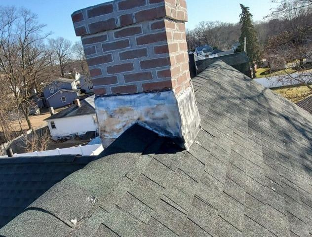 Chicopee, MA - Wind Damaged Roof Repair (Britton St)
