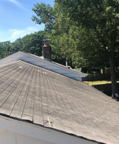 North Haven, CT - Wind Damaged Roof Repair (Woodland Ave)