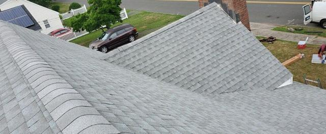 New Britain, CT - Wind Damaged Roof Repair (Belmont St)