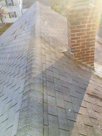 Farmington, CT - Wind Damaged Roof Repair (Perry St)