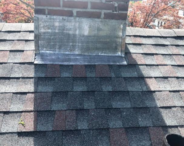 Middletown, RI - Wind & Hail Damaged Roof Repair (Vernon Ave)