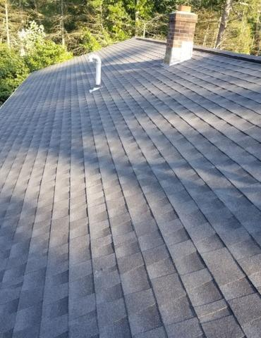 Coventry, RI - Wind Damaged Roof Repair (Gibson Hill Rd)