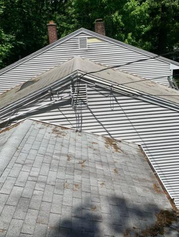 Wallingford, CT - Wind Damaged Roof Repair (Laurel Dr)